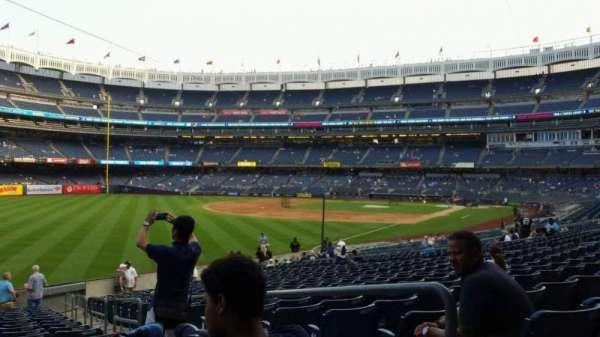 Yankee Stadium, section: 131, row: 19, seat: 3