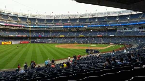 Yankee Stadium, section: 131, row: 23, seat: 16