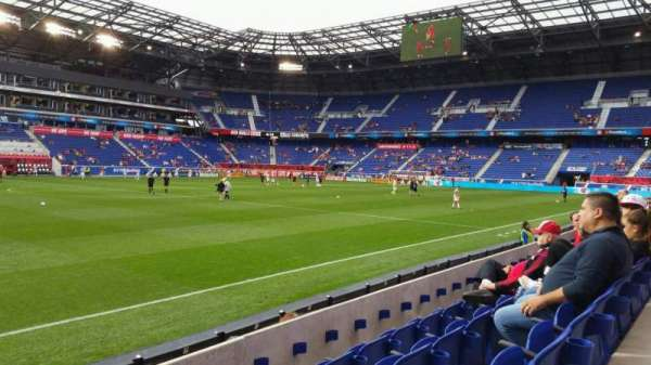 Red Bull Arena, section: 127, row: 4, seat: 35