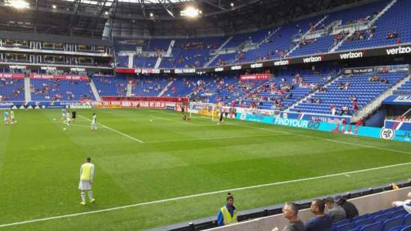 Red Bull Arena, section: 124, row: 7, seat: 35