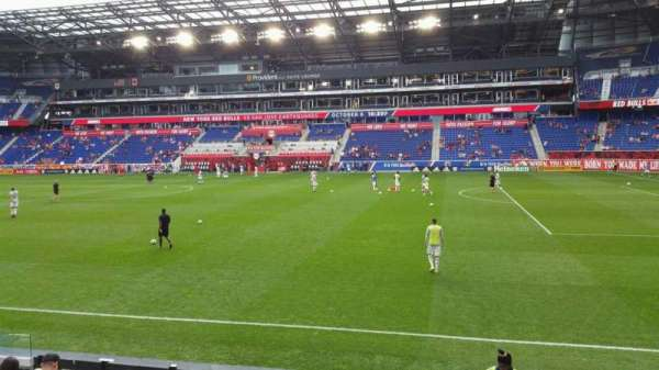 Red Bull Arena, section: 124, row: 7, seat: 26