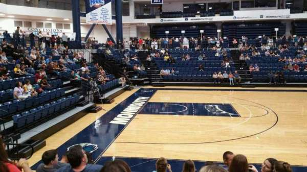 OceanFirst Bank Center, section: C, row: 7, seat: 11