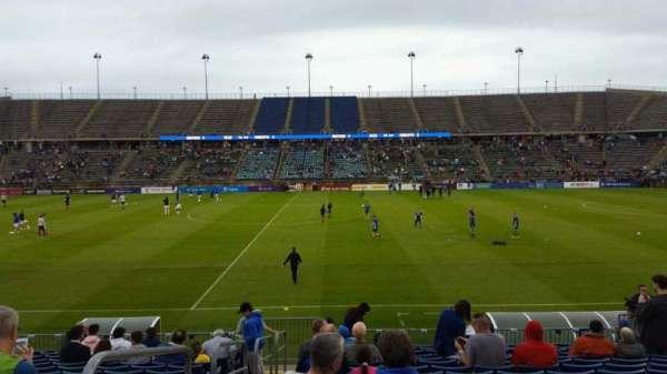 Rentschler Field, section: 101, row: 15, seat: 14