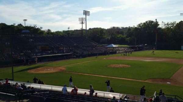 New Britain Stadium, section: 202, row: H, seat: 22