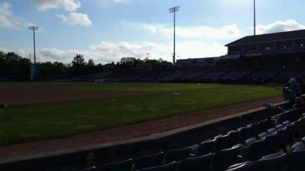 Dodd Stadium, section: 19, row: A, seat: 13