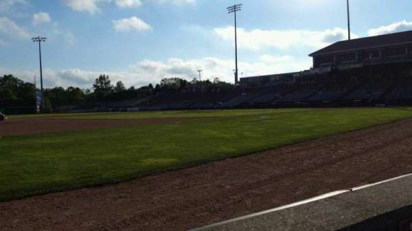 Dodd Stadium, section: 19, row: AA, seat: 12
