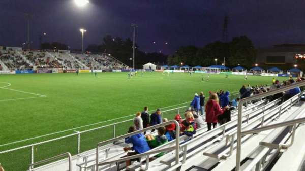 Dillon Stadium, section: 1, row: G, seat: 6