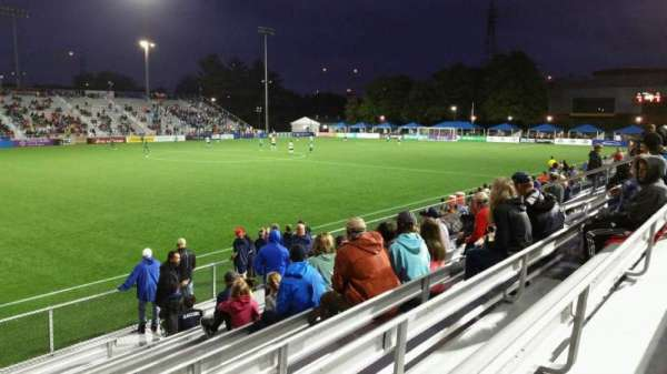 Dillon Stadium, section: 2, row: I, seat: 17