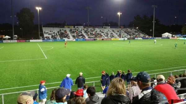 Dillon Stadium, section: 2, row: I, seat: 9