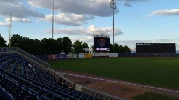 Richmond County Bank Ballpark, section: 3, row: K, seat: 1