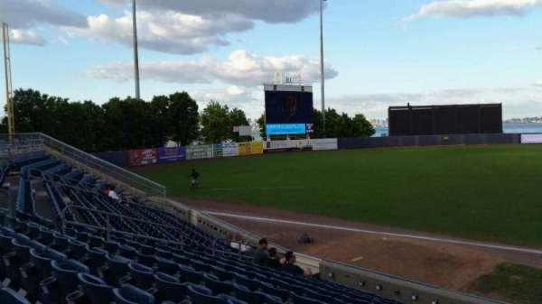 Richmond County Bank Ballpark, section: 3, row: M, seat: 6