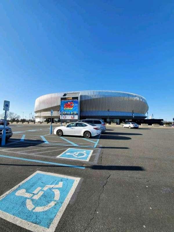 Nassau Veterans Memorial Coliseum, section: Gates 13&14