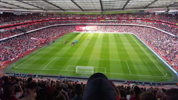 Emirates Stadium, section: 123, row: 22, seat: 894