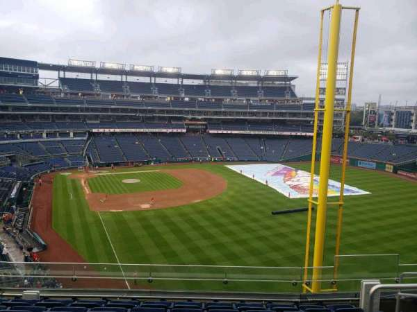 Nationals Park, section: 232, row: G, seat: 4