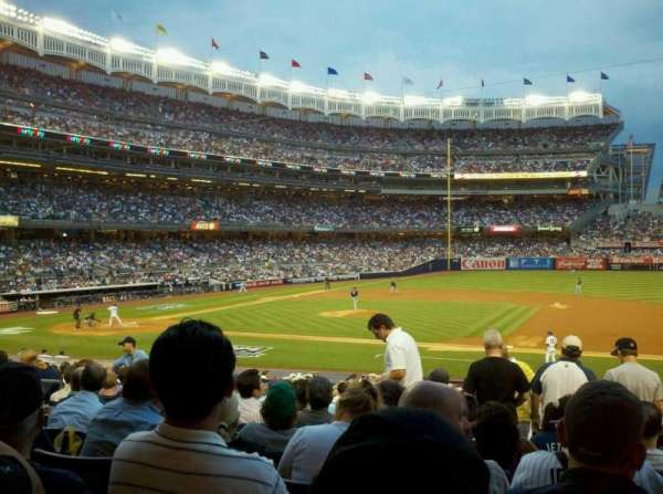 Yankee Stadium, section: 115, row: 26, seat: 5