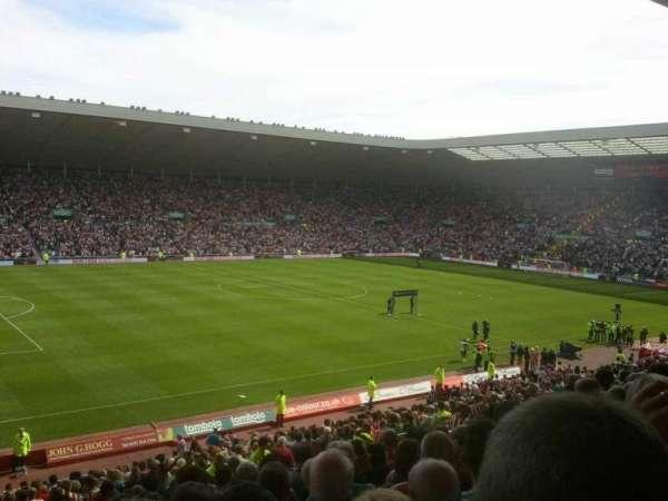 Stadium of light, section: U22, row: 30, seat: 332
