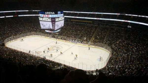 PPG Paints Arena, section: 216, row: M, seat: 13