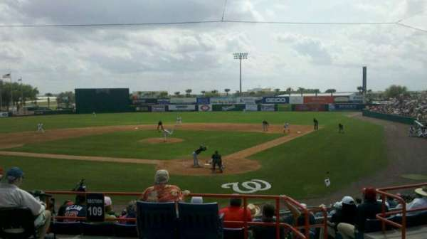 USSSA Space Coast Complex, section: 209, row: 10, seat: 1