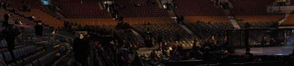 Scotiabank Arena, section: 117, row: 5, seat: 1