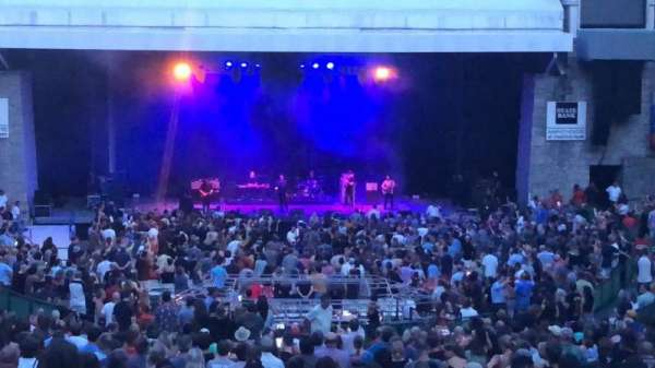 Chastain Park Amphitheater, section: Center, row: T, seat: 44