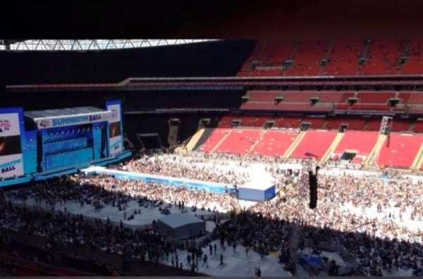 Wembley Stadium, section: 526, row: 9, seat: 371