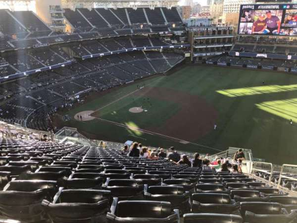 PETCO Park, section: 315, row: 25, seat: 23