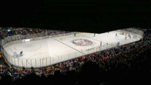 Old Nassau Veterans Memorial Coliseum, section: 307, row: S, seat: 11