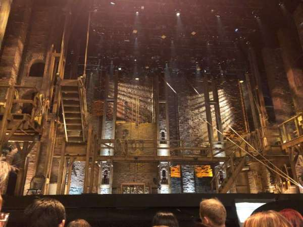 Orpheum Theatre (San Francisco), section: Orch, row: D, seat: 105