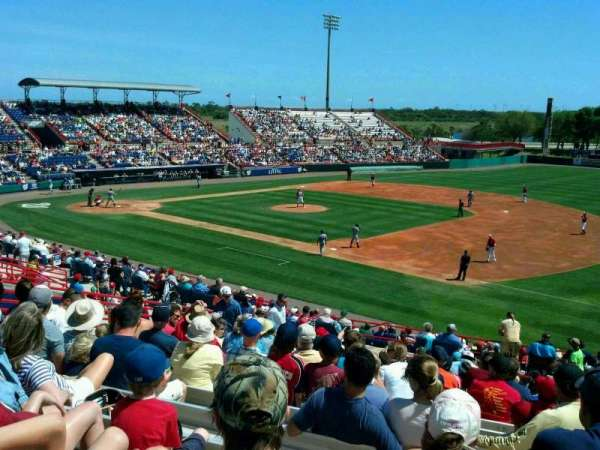 USSSA Space Coast Complex, section: 219, row: 16, seat: 15