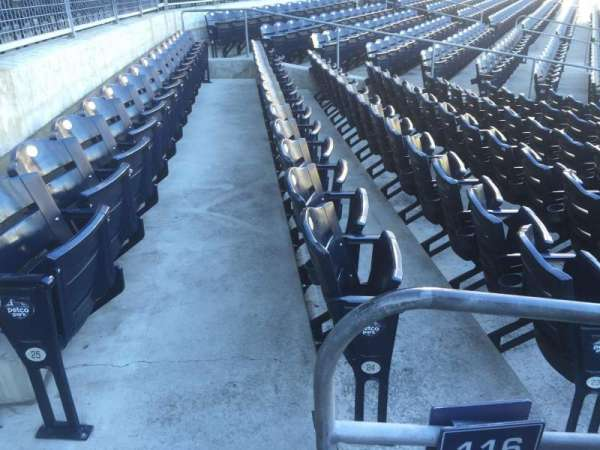 PETCO Park, section: 118, row: 25, seat: 1