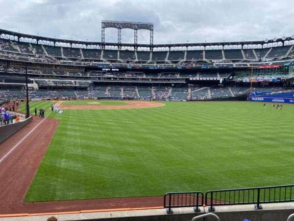 Citi Field, section: 103, row: 7, seat: 13
