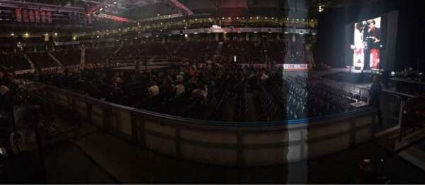 Tribute Communities Centre, section: 103, row: 4, seat: 6