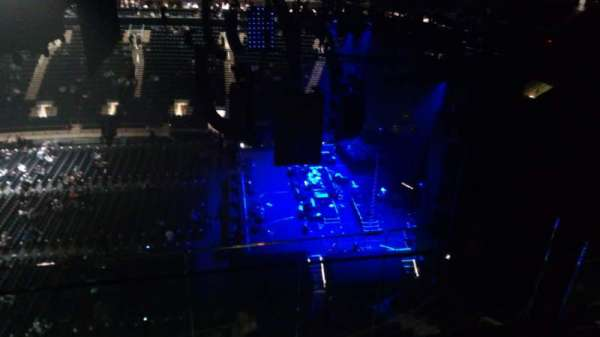 Madison Square Garden, section: 314, row: BS3, seat: 16