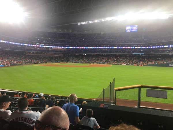 Minute Maid Park, section: 155, row: 12, seat: 6