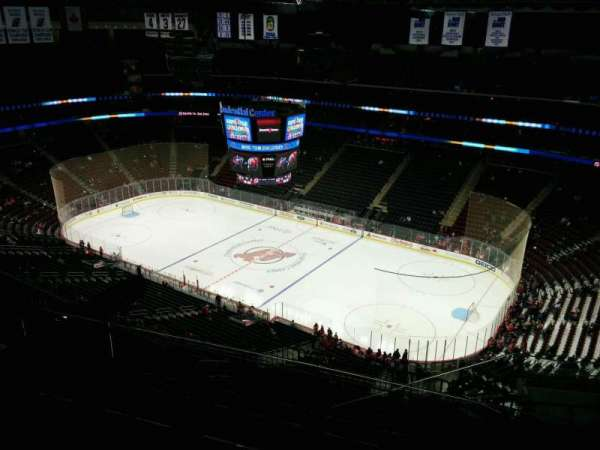 Prudential Center, section: 215, row: 7, seat: 7