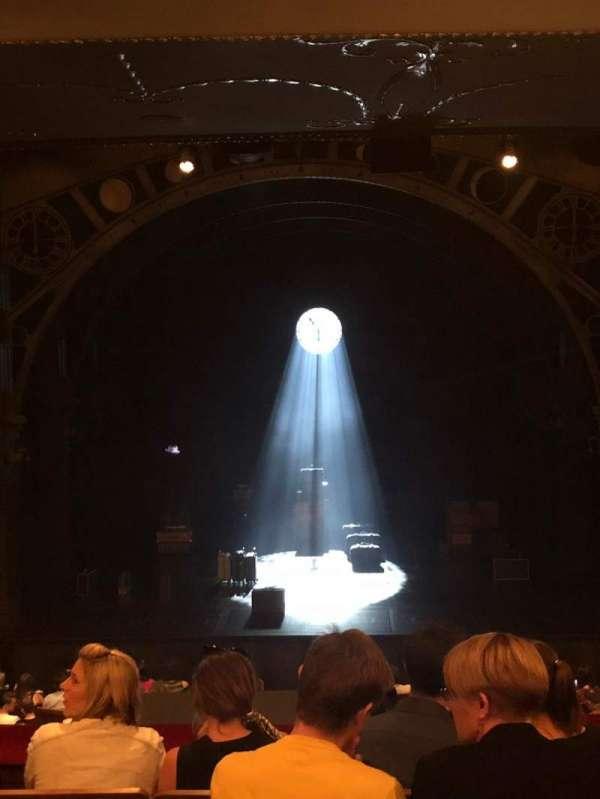 Princess Theatre (Melbourne), section: DCIR, row: E, seat: 23