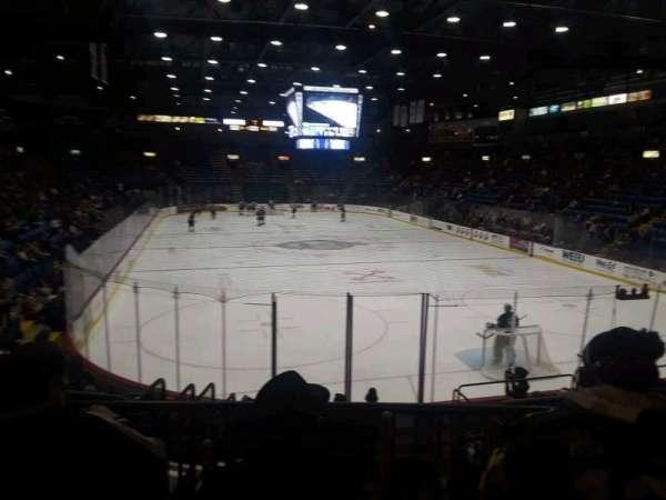 Santander Arena, section: 124ADA