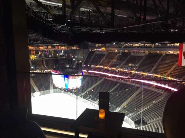 T-Mobile Arena, section: Hyde Tables