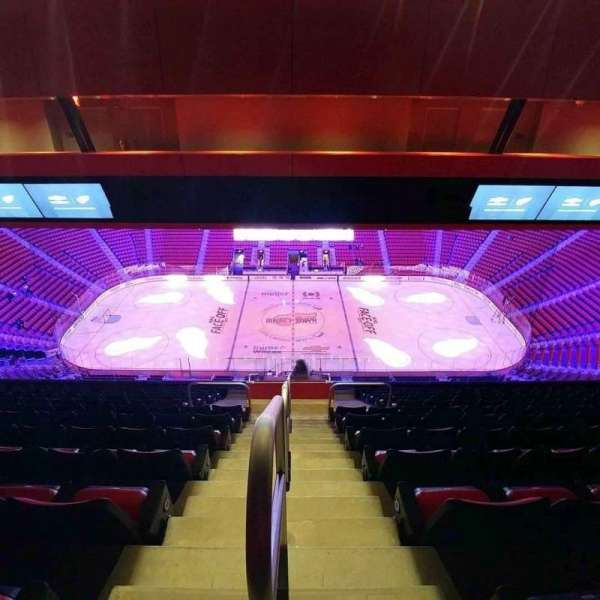 Little Caesars Arena, section: 211, row: 12, seat: 21