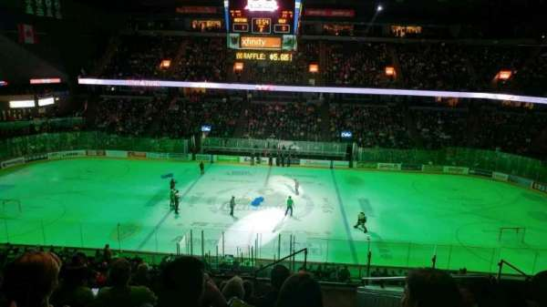 Van Andel Arena, section: 208, row: J, seat: 6