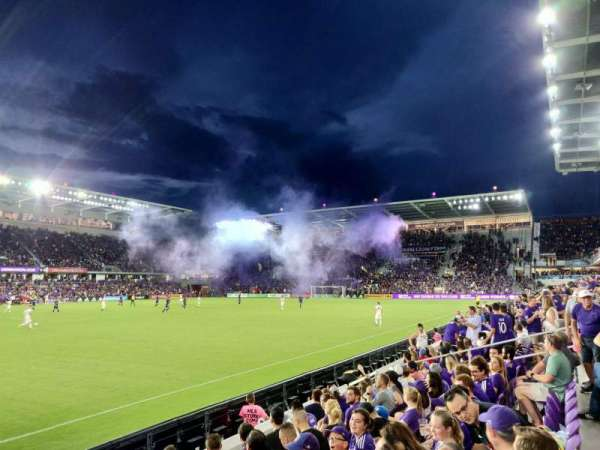 Orlando City Stadium, section: 36, row: F, seat: 21
