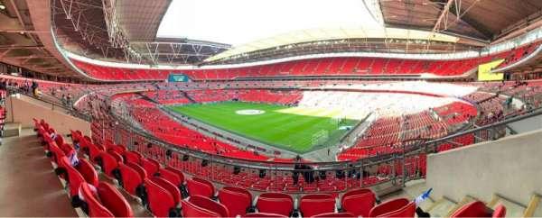 Wembley Stadium, section: 220, row: 11, seat: 160
