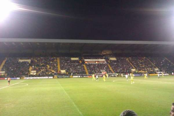 Meadow Lane, section: Y3, row: F, seat: 159