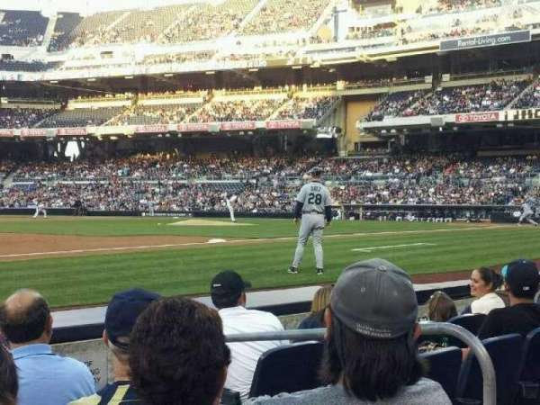 PETCO Park, section: 114, row: 5, seat: 8