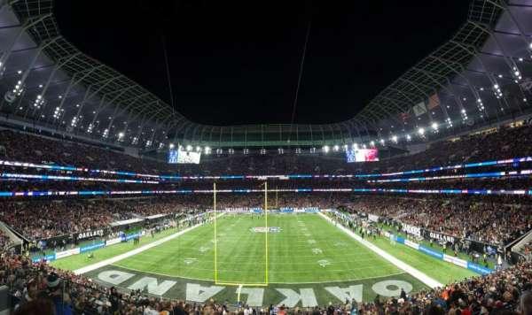 Tottenham Hotspur Stadium, section: 254, row: 32, seat: 206