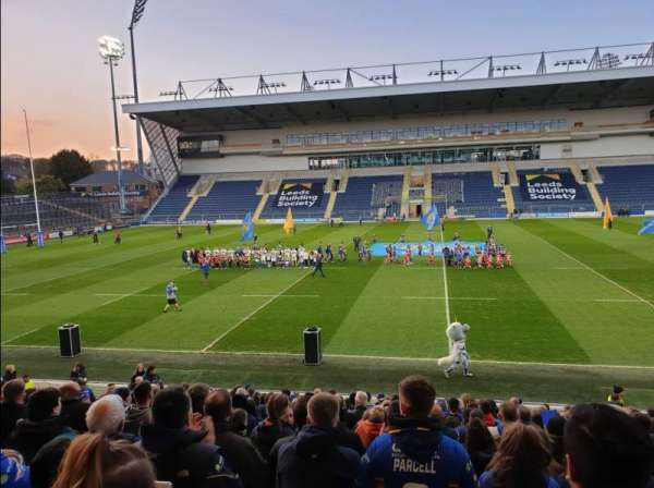 Headingley Stadium, section: South Stand, row: -, seat: -