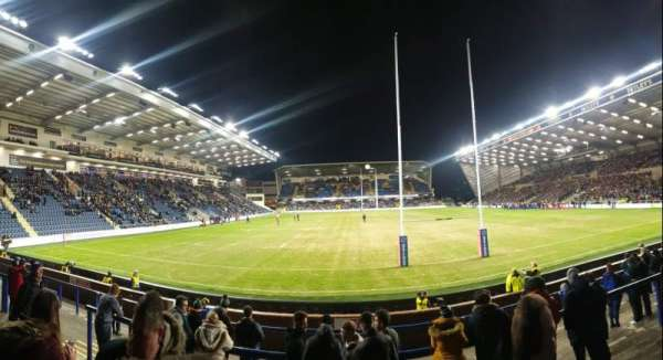 Headingley Stadium, section: Western Terrace, row: -, seat: -