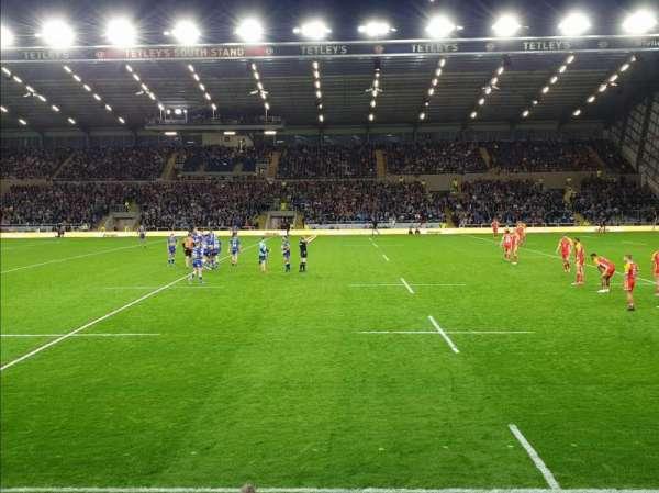 Headingley Stadium, section: C, row: E