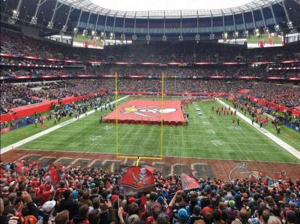 Tottenham Hotspur Stadium, section: 254, row: 32, seat: 205