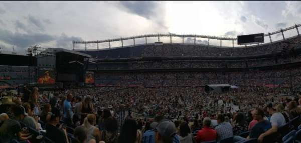 Empower Field at Mile High Stadium, section: 122, row: 20, seat: 13